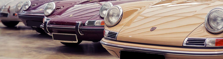 Sistemi di deumidificazione per la conservazione di automobili d'epoca